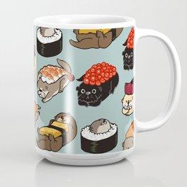 Sushi Otter Coffee Mug