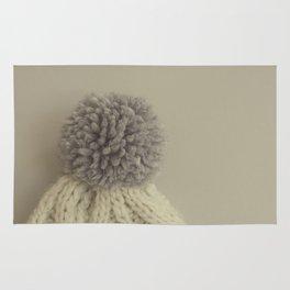 Winter hat Rug