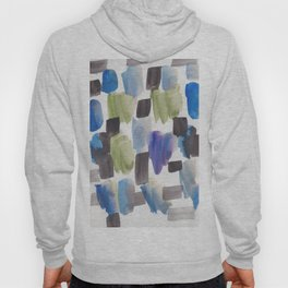 32  | 1903019 Watercolour Abstract Painting Hoody