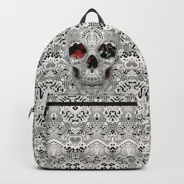 Lace Skull 2 Backpack