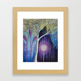 Stages Framed Art Print