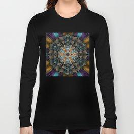 Mandala of aristocracy 2 Long Sleeve T-shirt