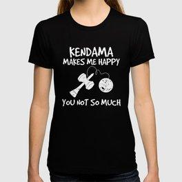 Happy Funny Japanese Game Kendama product T-shirt