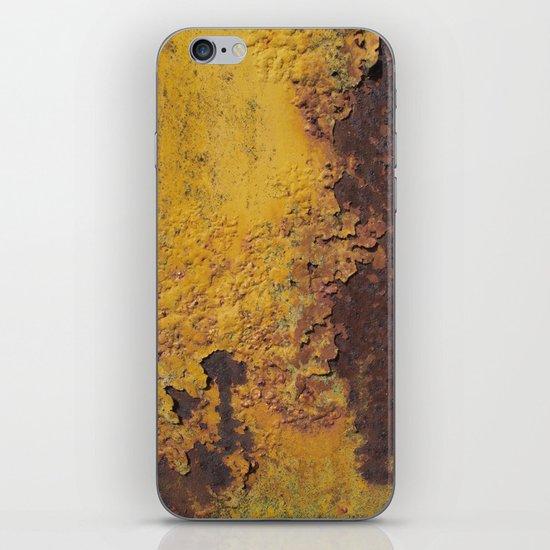 Tracker iPhone & iPod Skin