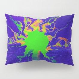 Blacklight Sunset 01 Pillow Sham