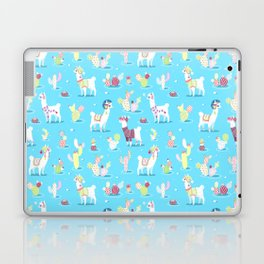 Alpaca Pattern Laptop & iPad Skin