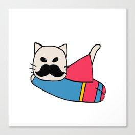 super cat-326 Canvas Print