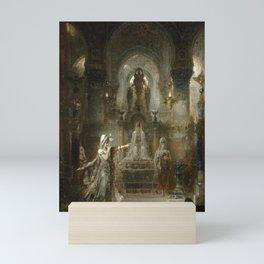 Gustave Moreau - Salome Dancing before Herod Mini Art Print