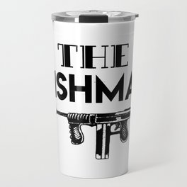 the irishman Travel Mug
