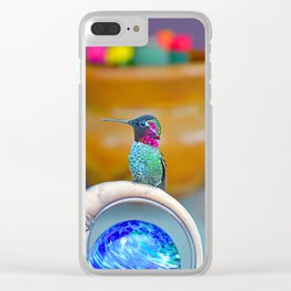 The Pose Clear iPhone Case