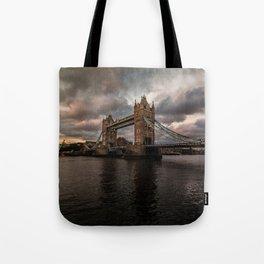 London, Tower Bridge Tote Bag