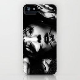 Love in Dark iPhone Case
