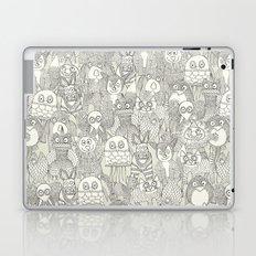 pencil pinatas ivory Laptop & iPad Skin