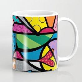pop art Coffee Mug