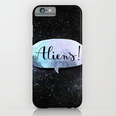 Aliens! Slim Case iPhone 6s