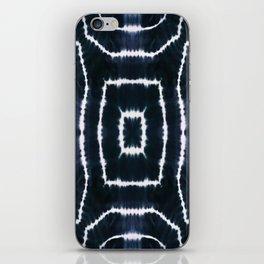 CASTLE OF GLASS - INDIGO iPhone Skin