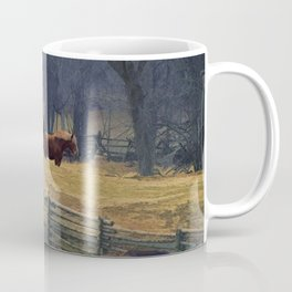 Wilderness Horse Ranch Coffee Mug