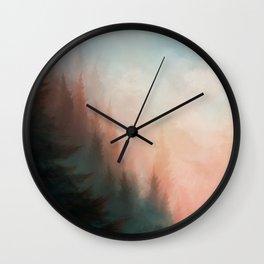 Naenia Typica Wall Clock