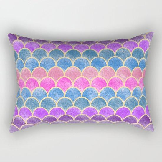 Lovely Pattern VI (Glitter Version) Rectangular Pillow