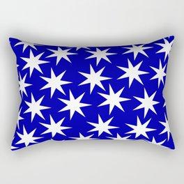 Stars Rectangular Pillow