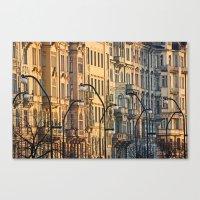 prague Canvas Prints featuring Prague by dora-isa
