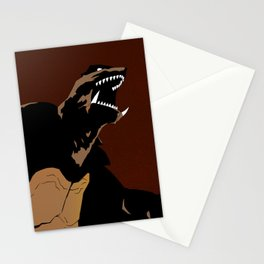 Gamera (2015 Concept Trailer) Stationery Cards