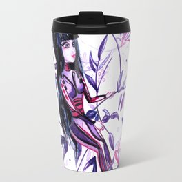 Dessi living as a Butterfly Travel Mug