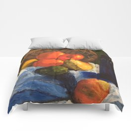 Still Life By Elise Wilson Comforters