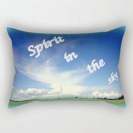 Spirit in the Sky Rectangular Pillow