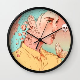 If I Could Only Live Once More Wall Clock