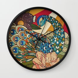 Dawn Breaking Wall Clock