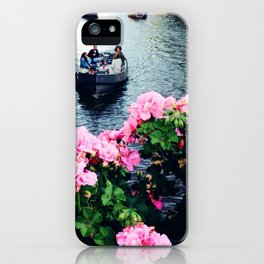 in love with Amster  iPhone Case
