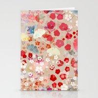 blossom Stationery Cards featuring Blossom by Marta Olga Klara