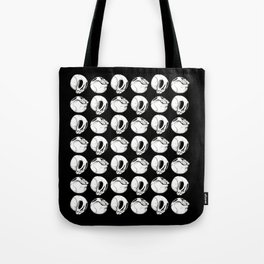 Having a ball with skulls! Tote Bag