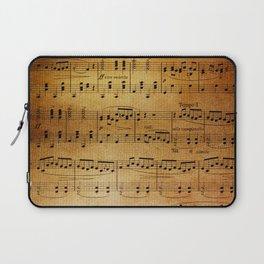 Yesterday's Music Laptop Sleeve