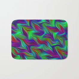 Waves II Bath Mat