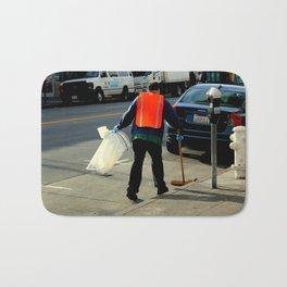 Catch The Wind-sweeper Bath Mat