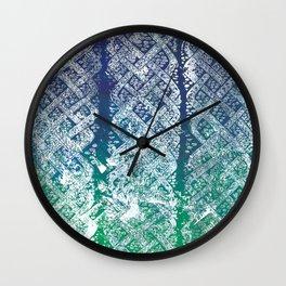 Knitwork II Wall Clock