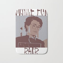Justice for Barb Bath Mat