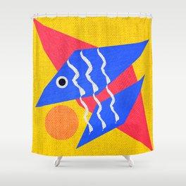 Fantasy Design Pattern Shower Curtain