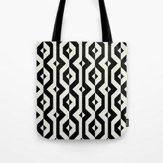 Modern bold print with diamond shapes Tote Bag