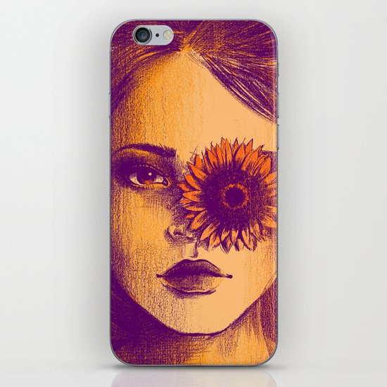 AMAR-ELO iPhone & iPod Skin