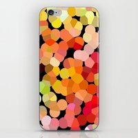 confetti iPhone & iPod Skins featuring Confetti by Rosie Brown