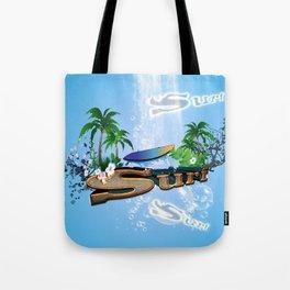 Tropical design  Tote Bag