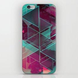 Triangled iPhone Skin