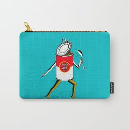 Pop Art to Go Carry-All Pouch