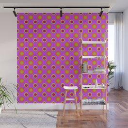 Glo-Dots! Wall Mural