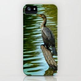 Cormorant iPhone Case
