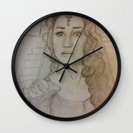 Madhuri Dixit Wall Clock