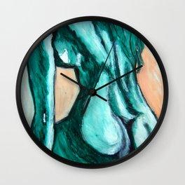 GreenLady Wall Clock